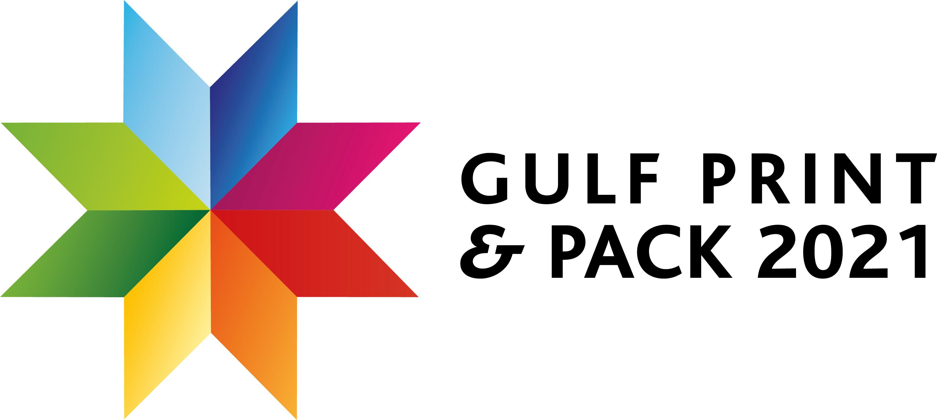 Gulf Print & Pack 2021 logo